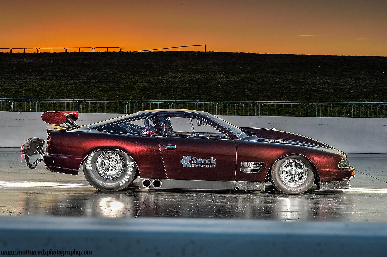 Serck Motorsport The Fastest Aston Martin In The World